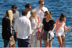 Cannes Princess Beatrice at Eden Rock