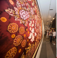 #CHINA-JIANGSU-NANTONG-DYEING EXHIBITION (CN)