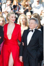 CANNES: 'La Venus A La Fourrure' Premiere - The 66th Annual Cannes Film Festival.