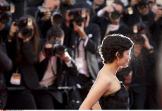 APTOPIX France Cannes Venus in Fur Red Carpet