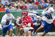 NCAA Lacrosse 2013: Duke vs Cornell May 25