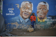 Mandela : tribute and prayers in South Africa