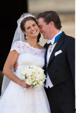 Wedding of Madeleine of Sweden and Christopher O' Neill