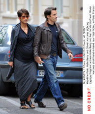 Halle Berry in Paris
