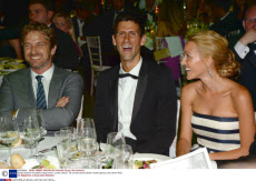 Novak Djokovic Foundation Gala Dinner, London, Britain - 08 Jul 2013