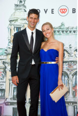 MONACO : 'Love Ball' Hosted by Natalia Vodianova in Support of The Naked Heart Foundation.
