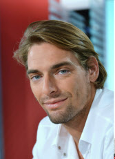 PARIS: Camille Lacourt, French backstroke swimmer