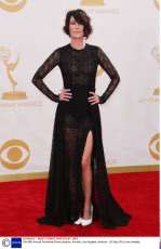 The 65th Annual Primetime Emmy Awards, Arrivals, Los Angeles, America - 22 Sep 2013