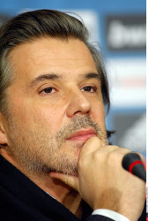 Football Jose Anigo is Olympique Marseille new coach
