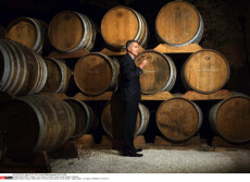 EXCLUSIVE---Cognac : The House of Camus, Family-owned Cognac company.