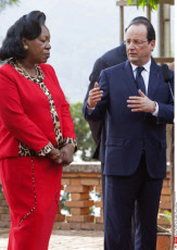 Central African Republic French President