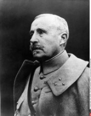 General Robert Nivelle, French Army officer, WW1