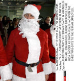 ITALY : CHRISTMAS PARTY AT FERRARI PLANT IN MARINELLO: