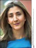 BOGOTA: COLOMBIAN PRESIDENTIAL CANDIDATE, INGRID BETANCOURT