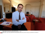 PARIS : Jean-Francois Cope,Secretaire General adjoint du RPR: