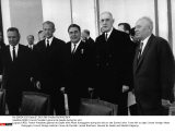 URSS: French President general de Gaulle during his visit