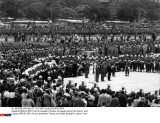BRAZIL/RIO: French president Charles de Gaulle during his state's visit