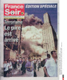 World Trade Center 9/11 press covers