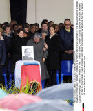 CHERBOURG / FRANCE : FUNERALS OF THE ELEVEN FRENCH VICTIMS OF THE KARACHI SU
