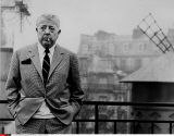 ARCHIVES SIPA ICONO: JACQUES PREVERT (1900-1977)   POETE FRANCAIS  (PARIS-1963)