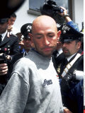 """ITALIA: MARCO PANTANI, LEADER OF """"GIRO"""" ISSUPPOSED TO BE DOPED AND EXCLUDED OF THE"""