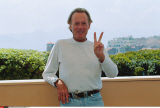 """CANNES 99: PHOTOCALL """"THE LIMEY""""          PETER FONDA"""