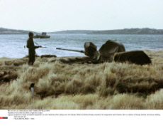 FALKLAND ISLANDS: Argentine troops