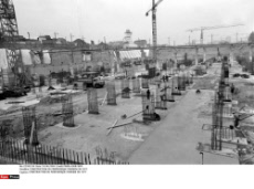 CONSTRUCTION DU PERIPHERIQUE PARISIEN EN 1971