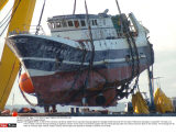 10th anniversary of Bugaled Breizh sinking on 15/01/2014.