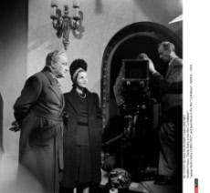 "France : Sacha Guitry in the film ""La Malibran"""