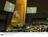 NY: UN GENERAL ASSEMBLY ON TSUNAMI RELIEF