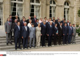 PARIS: new government familly picture