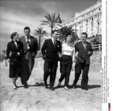 France, Cannes : The 7th International Cannes Film Festival
