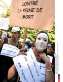 FRANCE: demo against the death penalty