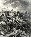 Battle of Acre by Dore