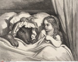 Little Red Riding Hood by Dore