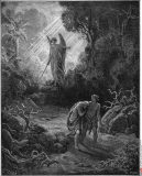 Adam & Eve-The Expulsion From The Garden by Dore