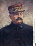 France : Le General Franchet d'Esperey