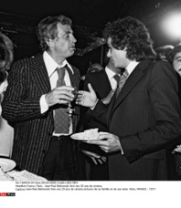 France, Paris : Jean-Paul Belmondo fete ses 20 ans de cinema