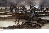 World War I (1914-1918) - Illustrations