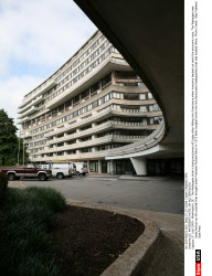 DC: WATERGATE HOTEL ON AUCTION BLOCK