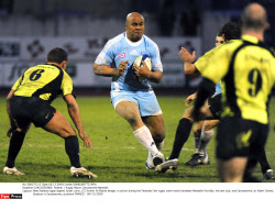 Jonah Lomu died on 18/11/2015