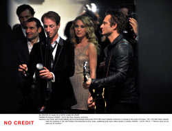 Exclusive-CANNES : 2010 Nrj Music Awards ceremony
