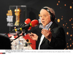 "PARIS: RTL's Broadcast ""On Refait Le Match"""