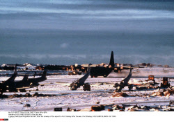 FALKLAND ISLANDS: After the war