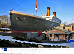 New $25 million, 30,000 square foot permanent Titanic Museum Attraction opens, Pigeon Forge, Tennessee, America - 09 Apr 2010