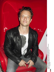 *EXCLUSIVE* CANNES: David Hallyday during the Cannes Film Festival