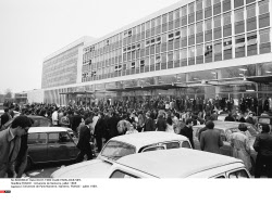 FRANCE : Universite de Nanterre, juillet 1969