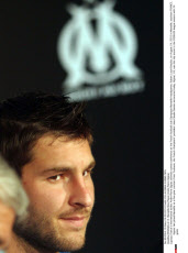 MARSEILLE: O. Marseille New Player-Andre Pierre Gignac