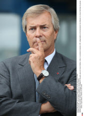 Vincent Bolloré questioned by police